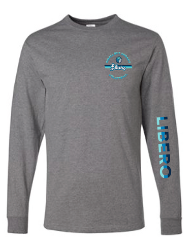 Camden Libero Long Sleeve Tee