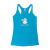 Court Chat Lite Volleyball Racerback Tank