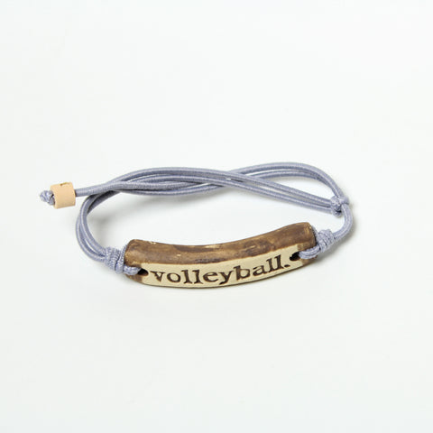 Mud Love Volleyball Bracelet