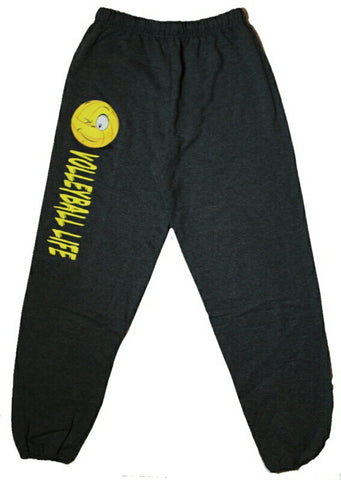 Volleyball Emoji Sweatpants