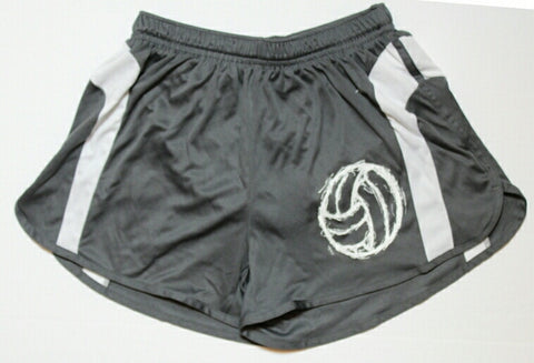 Rugged Volleyball Running Shorts