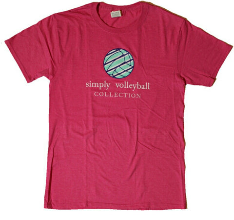 Simply Volleyball Collection Short Sleeve T-Shirt