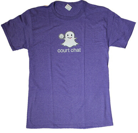 Court Chat Short Sleeve T-Shirt