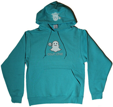 Court Chat Volleyball Hoodie