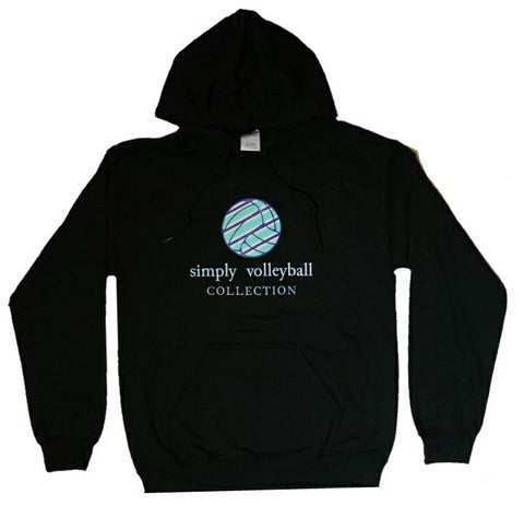 Simply Volleyball Collection Hoodie