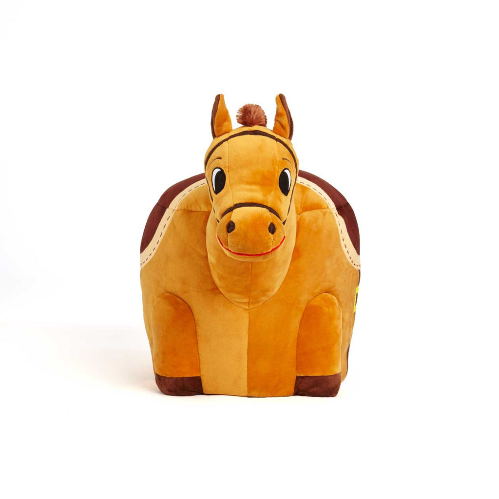 Stuffed horse chair from Zuzu
