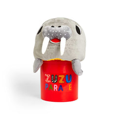 Walrus toy box from Zuzu Parade