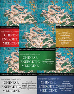 Volumes 1 – 5 The Secret Teachings of Chinese Energetic Medicine