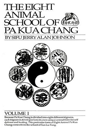 PA KUA CHANG DVD #1 – Eight Animal School