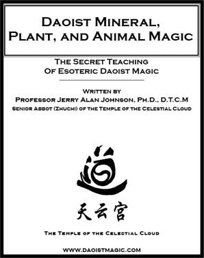 Daoist Mineral, Plants & Animal – Final Edition