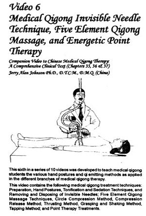 Chinese Medical Qigong Therapy DVD 6
