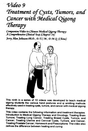Chinese Medical Qigong Therapy DVD 9