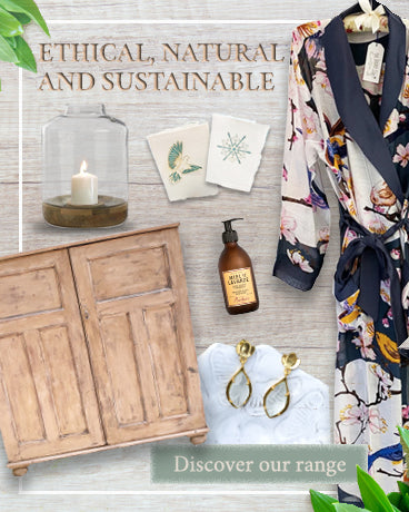 Sustainable & Ethical Products