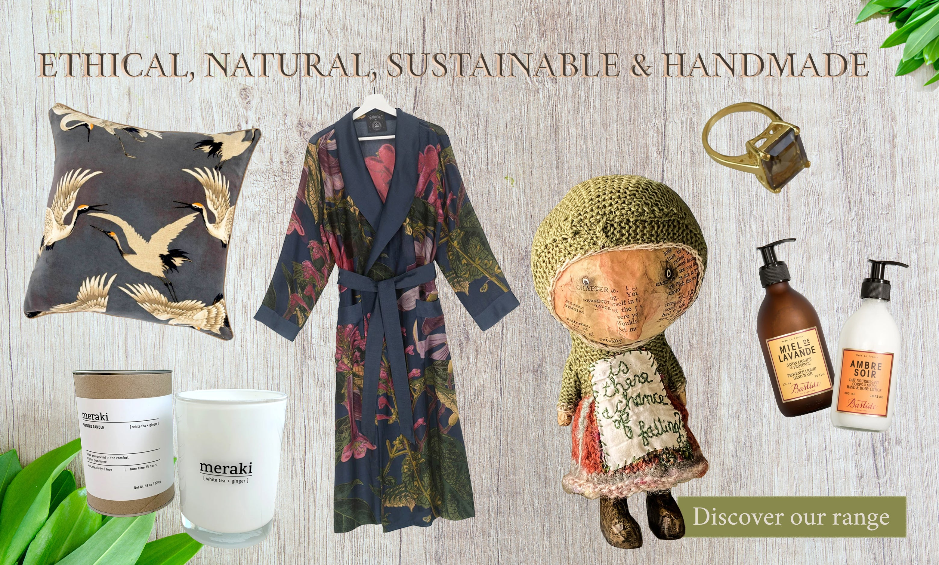 Ethical and Sustainable Collection