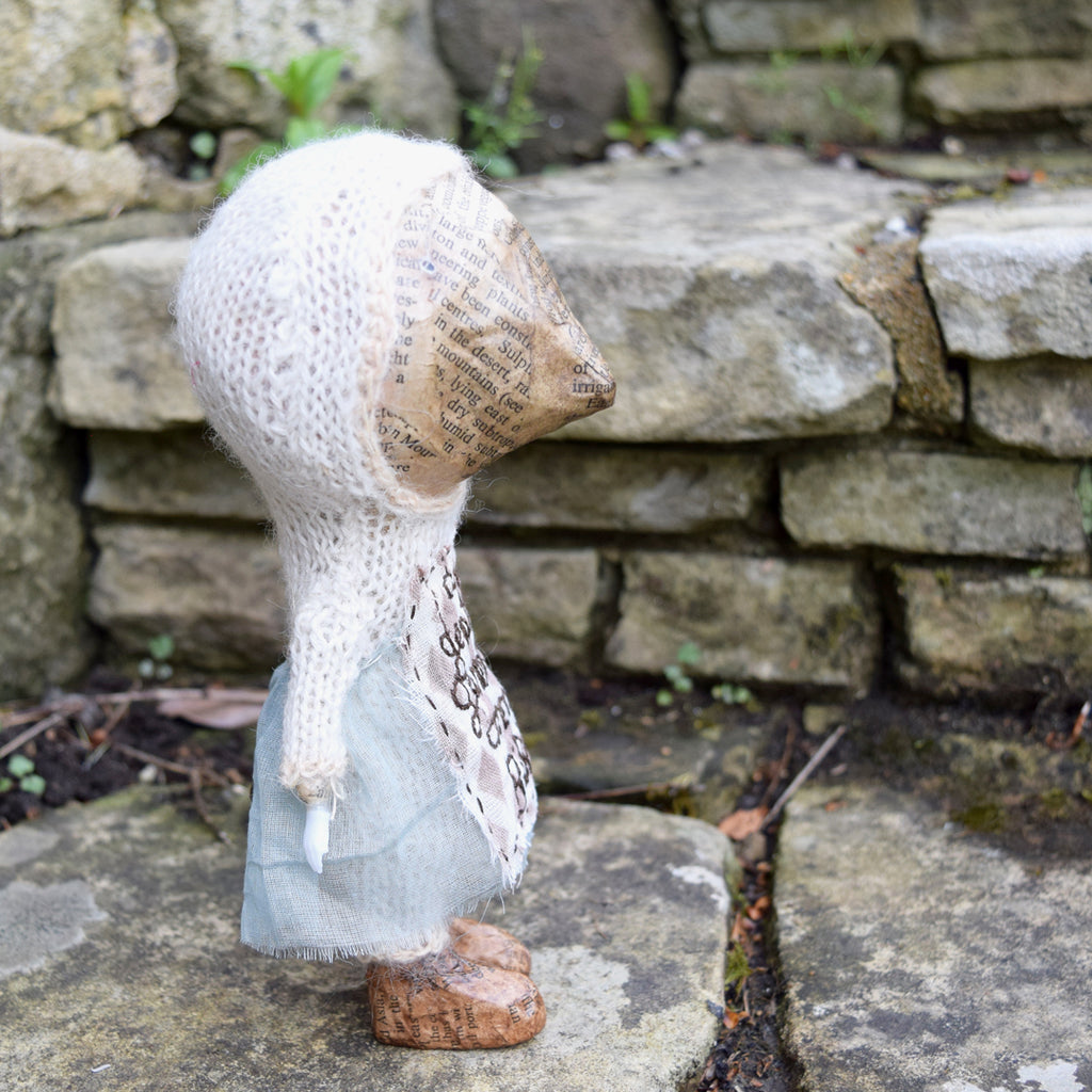 Julie Arkell Creature, 'A Gentle General Amongst Birds'.
