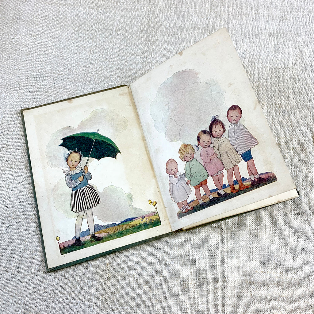 Copy of 1st Edition Vintage Ameliaranne and The Green Umbrella Book.