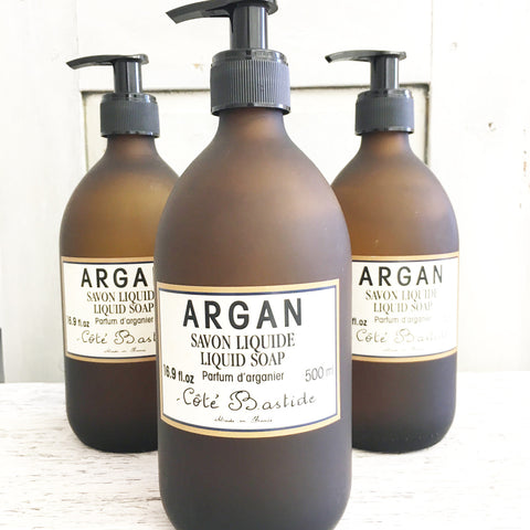 Cote Bastide Argan Liquid Pump. 500ml.