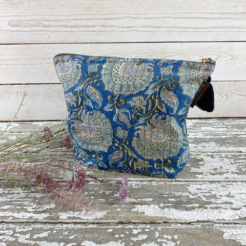 Shimla Atlantic Wash Bag, by Bungalow.