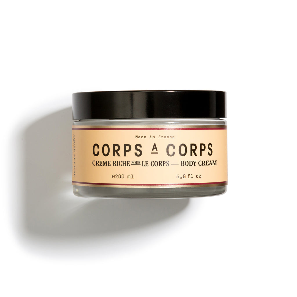 Bastide Rich Corps-a-Corps Body Cream.