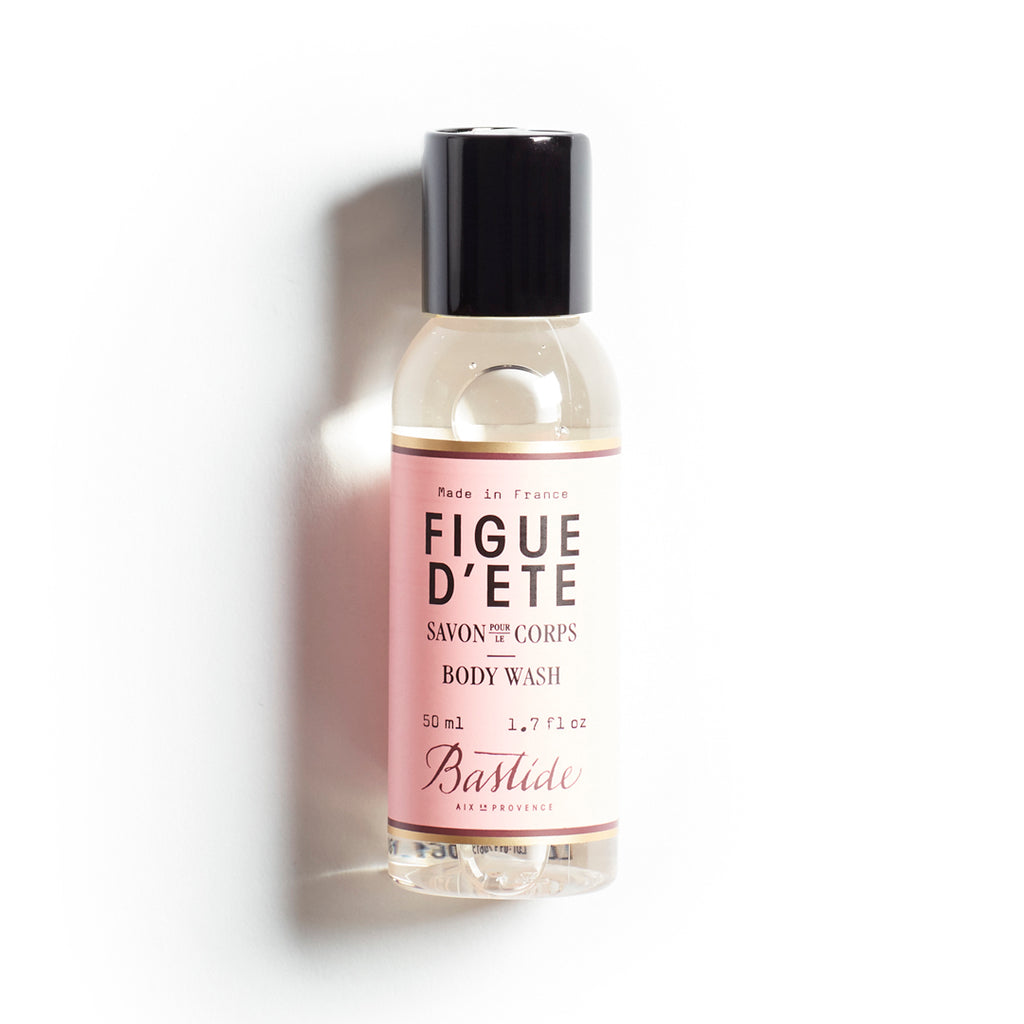 Bastide Travel Size Fig D'Ete Body Wash.