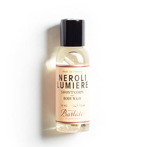 Bastide Travel Size Neroli Body Wash.