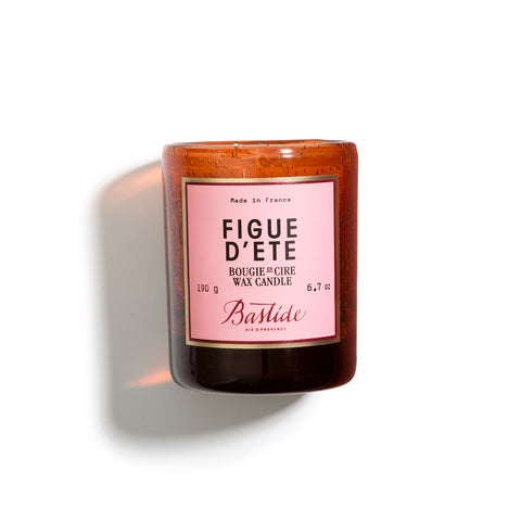 Bastide Figue d'Ete Candle.
