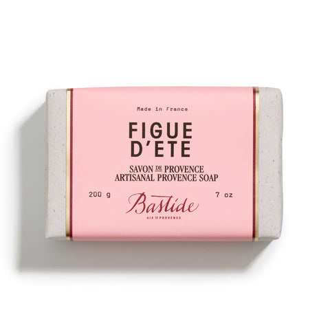 Bastide Figue D'Ete Scented Bar of Soap.