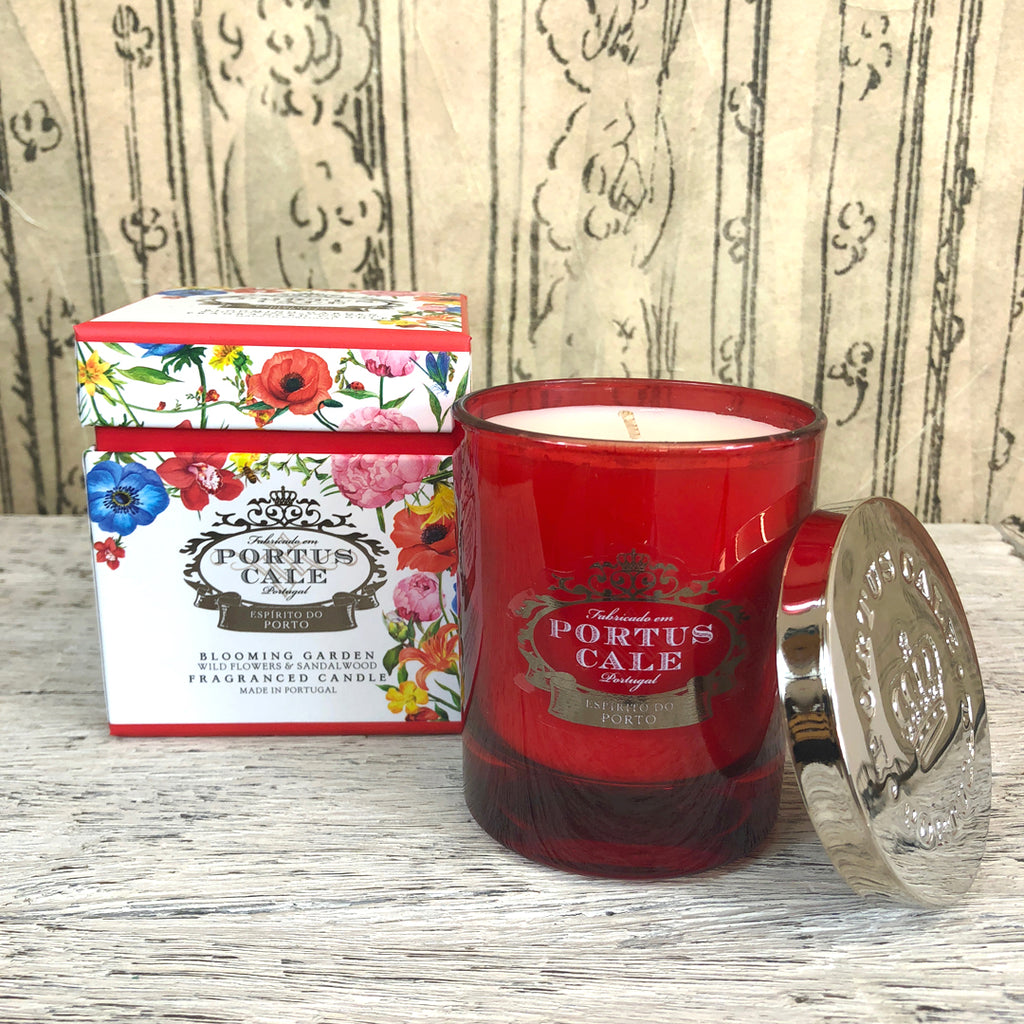 Castelbel Portus Cale Blooming Garden Candle.