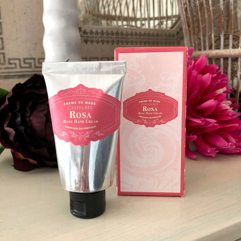 Castelbel Rose Hand Cream