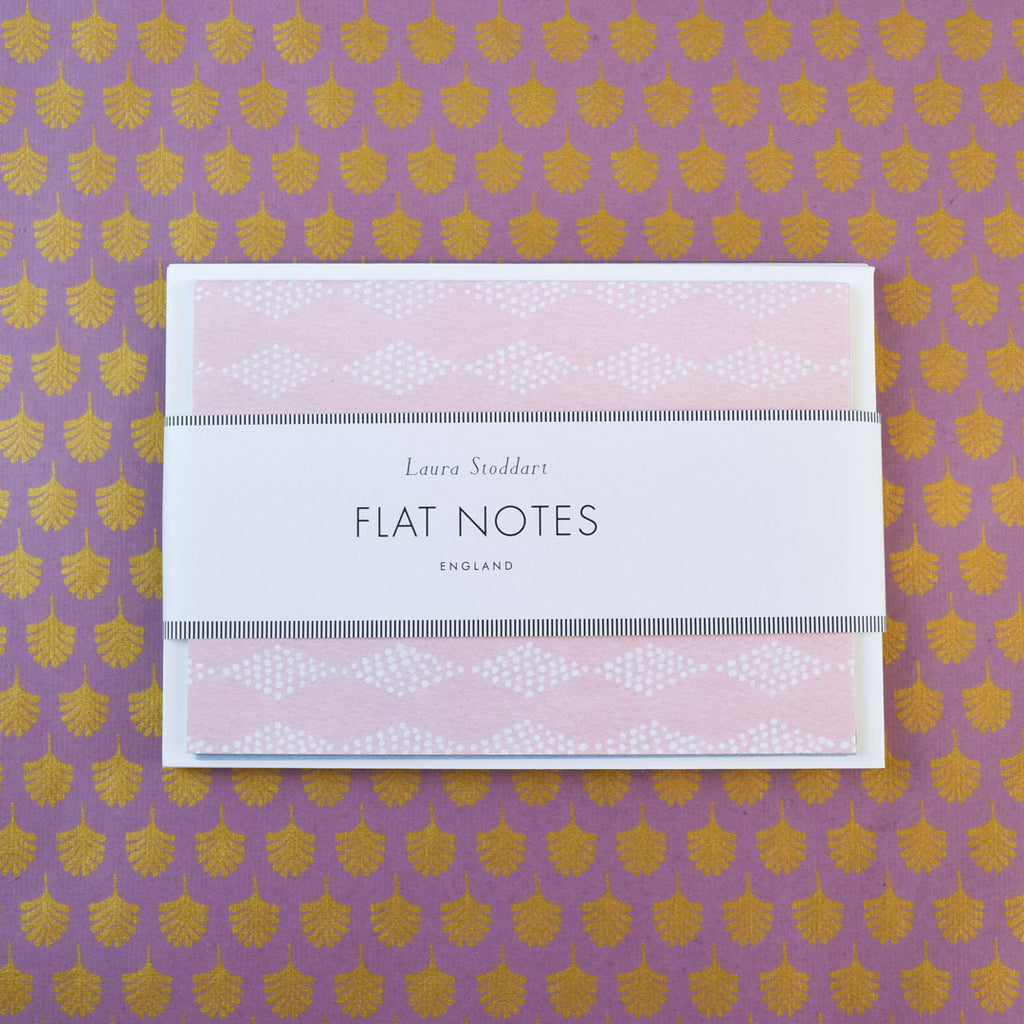 Laura Stoddart Flat Notes, Pattern Play.