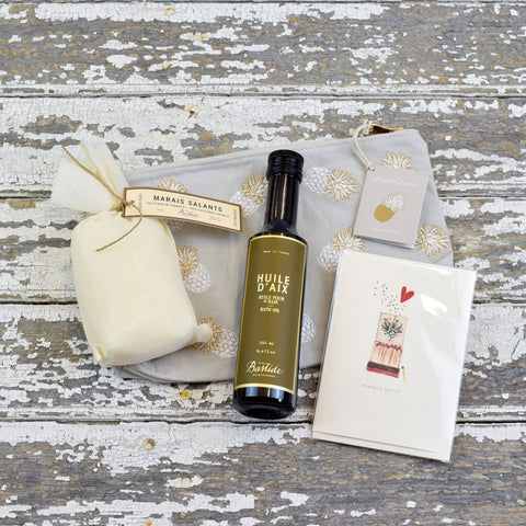 Luxury Bathing Bastide Gift Set.