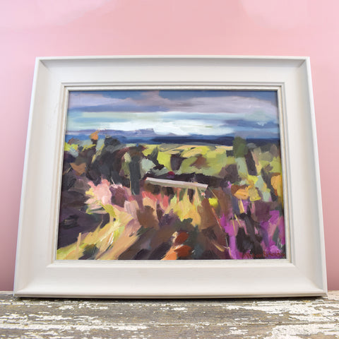 Philippa Richardson 'Hindhead' Painting.