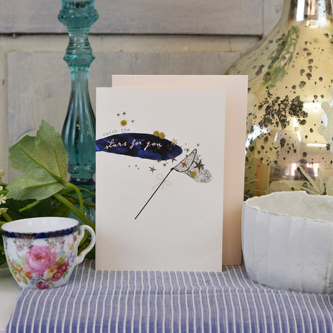 Elena Deshmukh Card, Catch The Stars For You.
