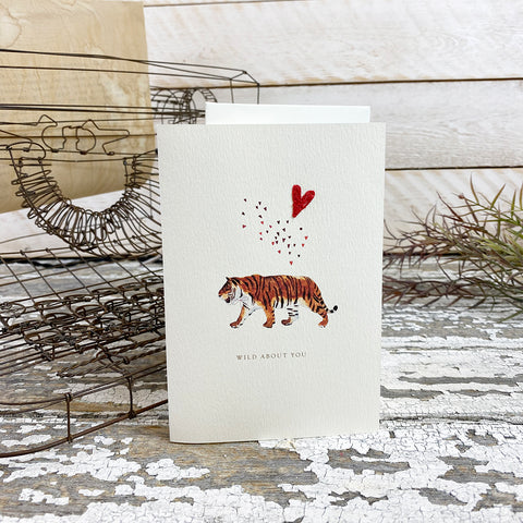 Elena Deshmukh Card, Wild About You