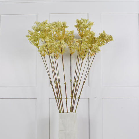 Abigail Ahern faux flowers - Cow Parsley Spray