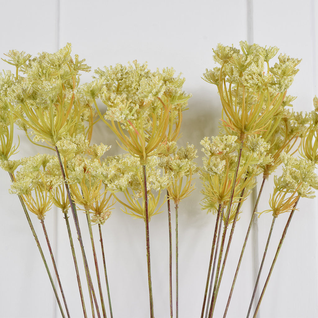 Abigail Ahern Flowers - faux Cow Parsley spray