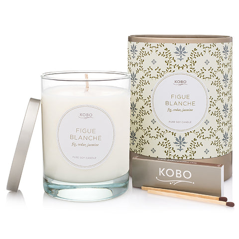 KOBO Figue Blanche candle