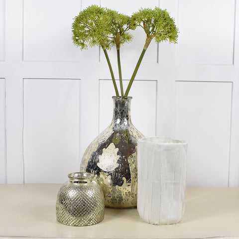 Abigail Ahern Flowers: Faux Green Allium Stem