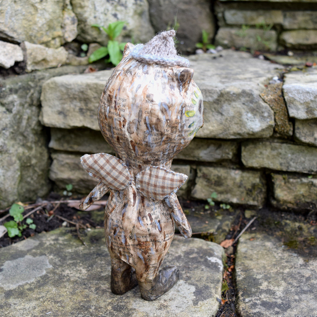 Julie Arkell Creature, 'I Am Owlie'.