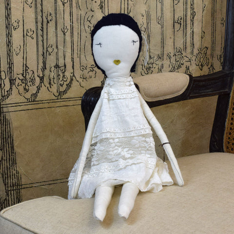 Jess Brown 'Coco' Rag Doll.