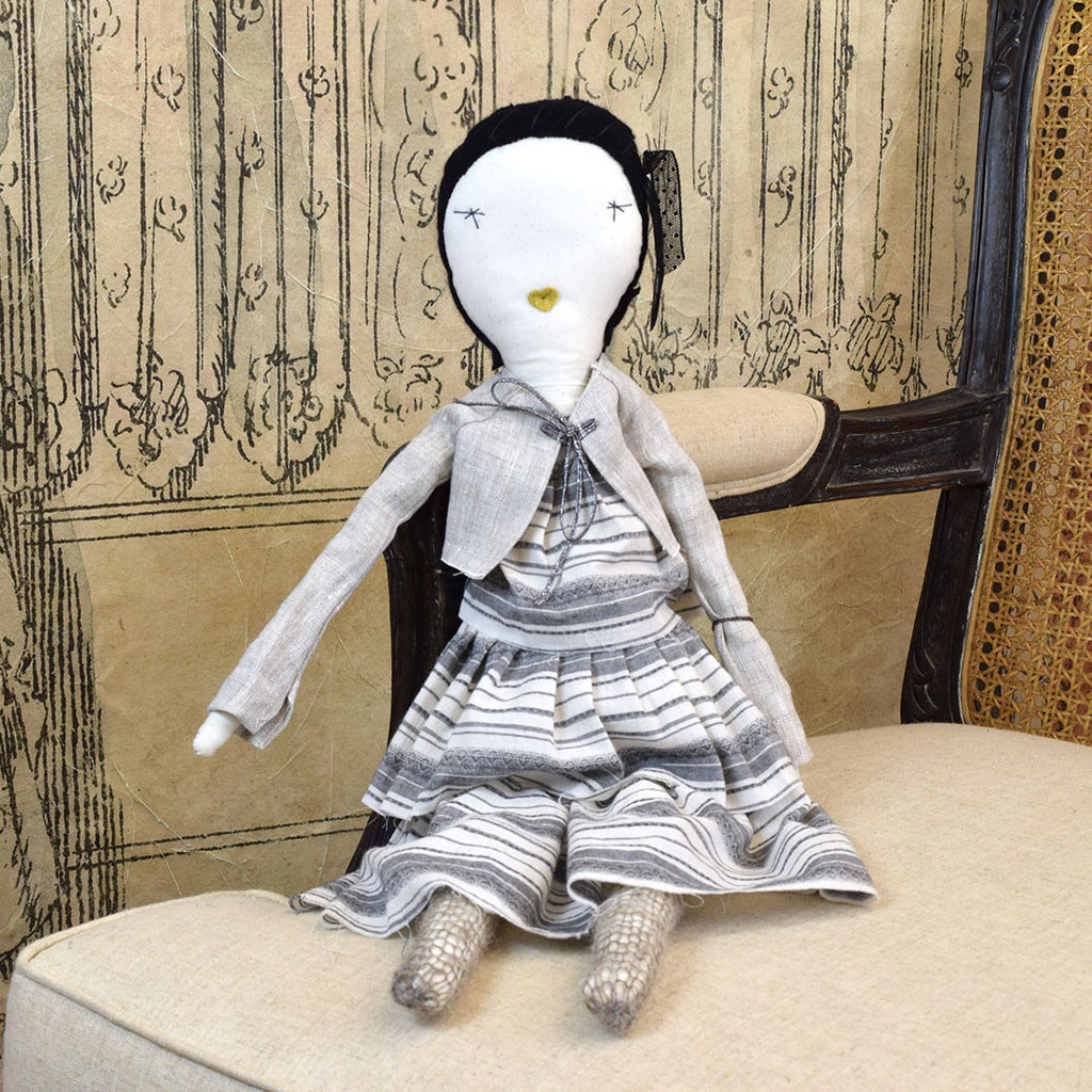Jess Brown 'Sal' Rag Doll.