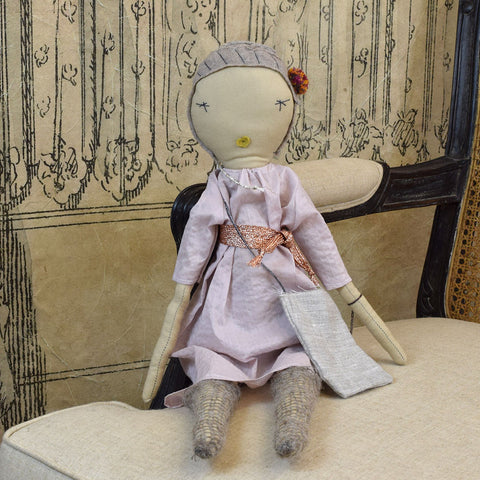 Jess Brown 'Stella' Rag Doll.