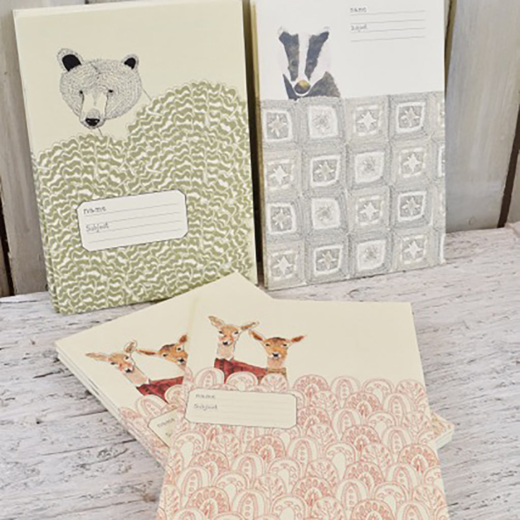 Willow and Sukie jotter pad