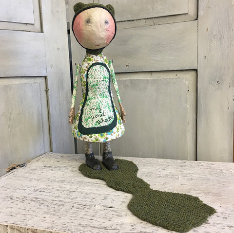 Julie Arkell Creature - My Pond Shadow