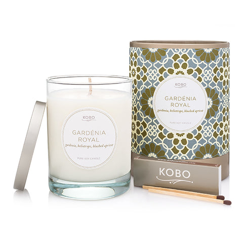 KOBO mixed scent luxury candle