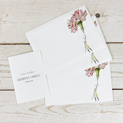 Laura Stoddart In Bloom Address Labels.