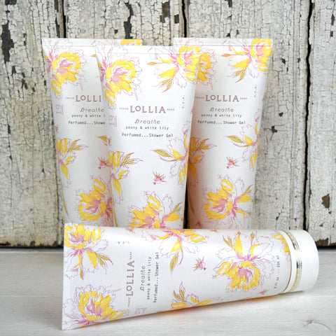 Lollia 'BREATHE' Shower Gel