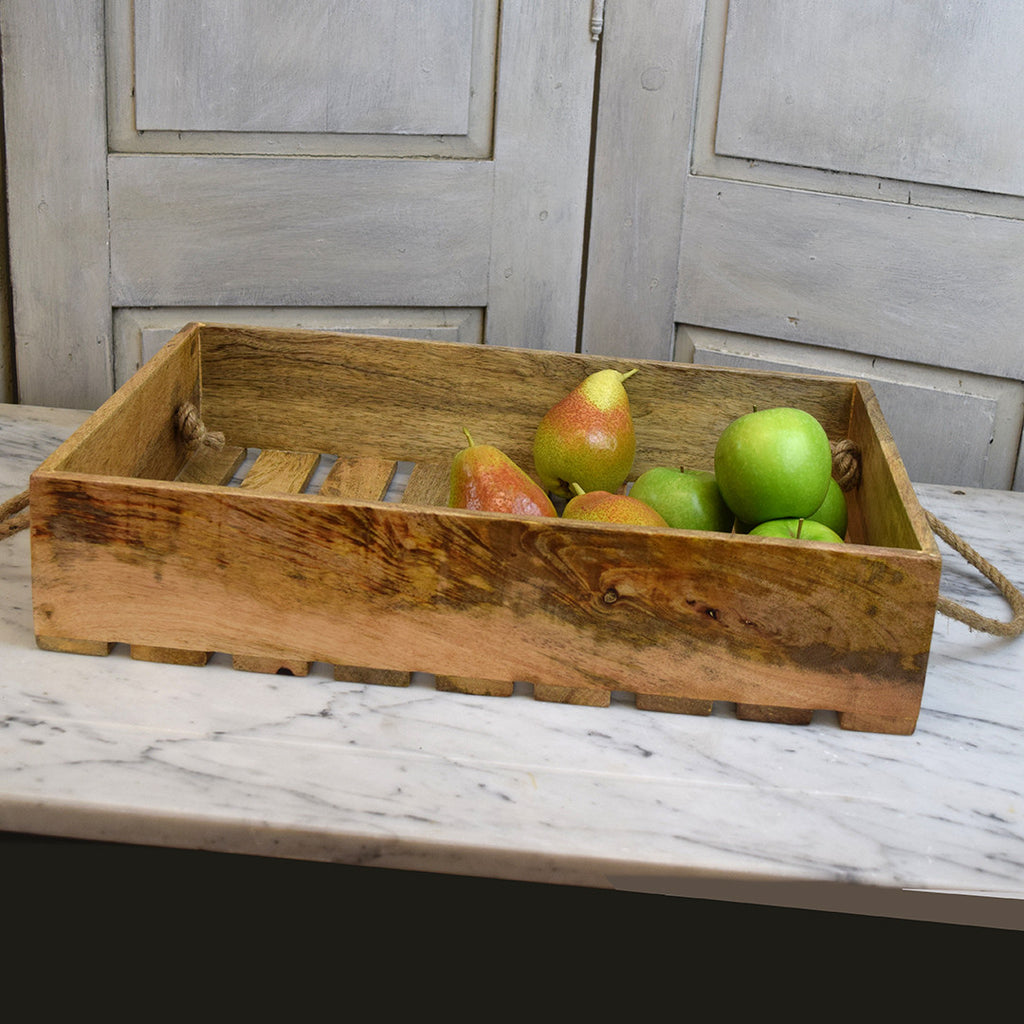 Mango Wood Tray.