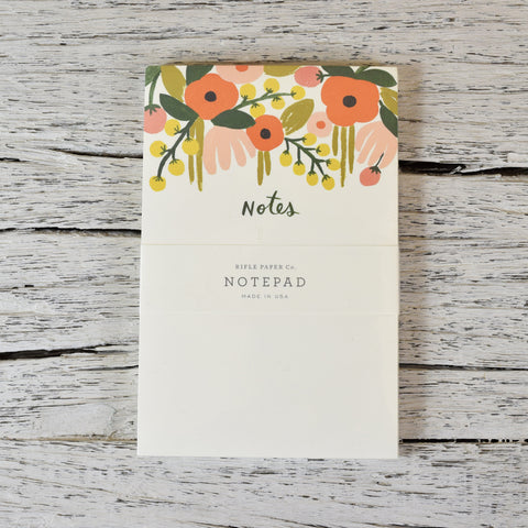 Everyday Notepad - Hanging Garden - Tear-Off Notepad