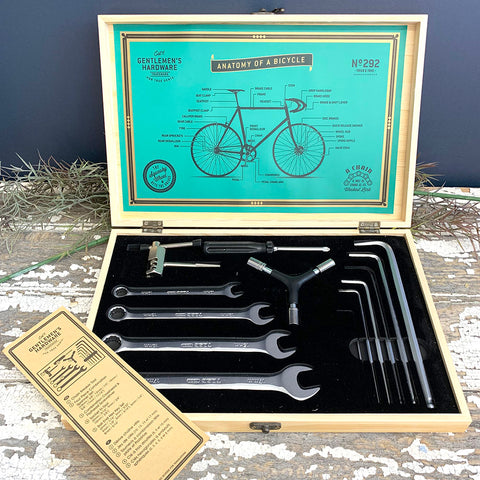 Gentlemen's Hardware Cyclist's Tool Kit
